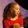 Sami Yacob-Andrus as Courtney in 'Homeless (the musical)'